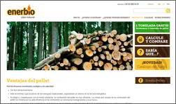 L'agencia Ibidem Group collabora con Enerbio traducendo in Italiano il suo sito web di pellets di legno